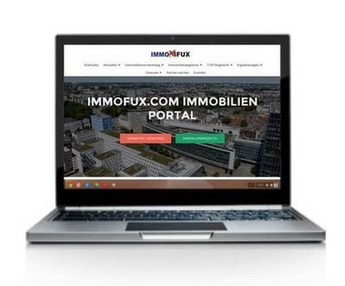 immobilie als kapitalanlage kaufen immofux com immobilien portal. Black Bedroom Furniture Sets. Home Design Ideas