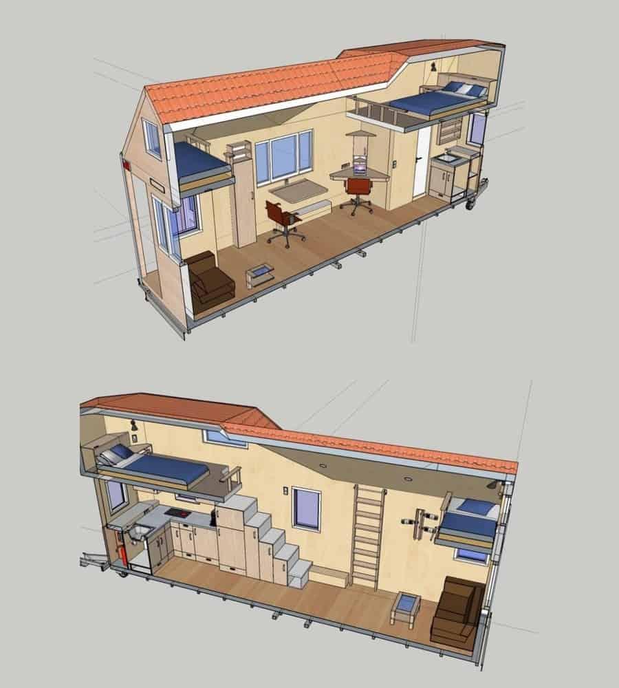 tiny house 21 immofux com immobilien portal. Black Bedroom Furniture Sets. Home Design Ideas