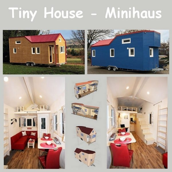 megatrend f r unternehmer tiny house on wheels. Black Bedroom Furniture Sets. Home Design Ideas