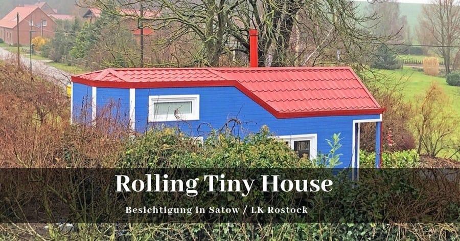 Anmeldung Besichtigung Rolling Tiny House | IMMOFUX.COM ...  Anmeldung Besic...